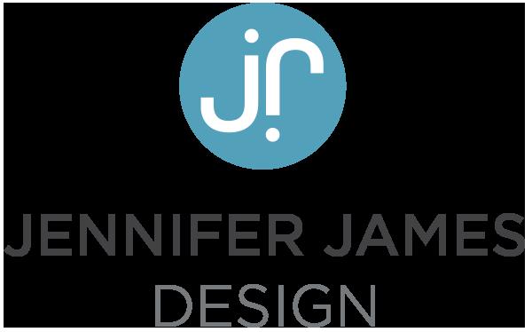 Jennifer James Design Logo
